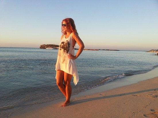 Nissi Beach: Рассвело. Нисси бич.