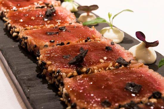 Kuletos: Tataki de atún rojo