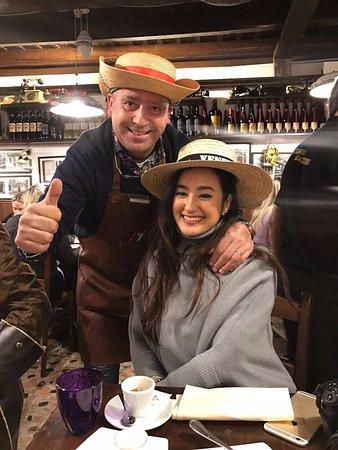 Trattoria Al Gazzettino: Lovely hospitality