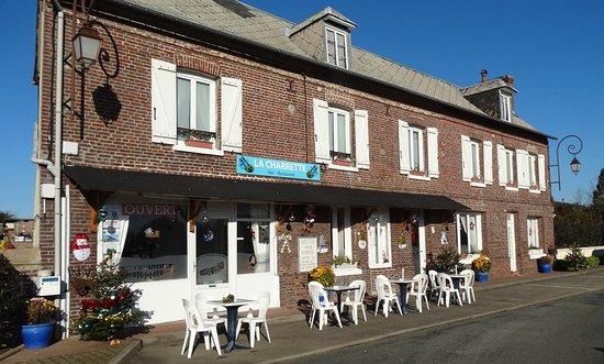 Bosc-Bordel, ฝรั่งเศส: une bonne adresse!