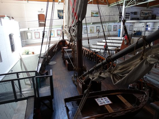 Bartolomeu Dias Museum Complex: das Schiff