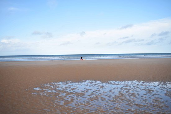 Omaha Beach: Omaha surfer