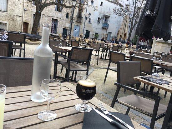 Terrasse et place de rêve ! - Picture of Pizzeria la Terrasse ...