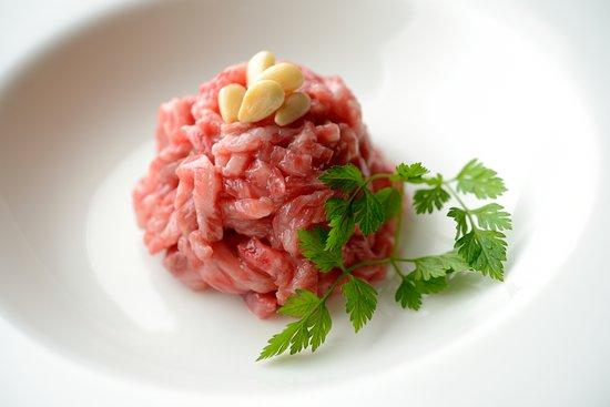 Kuroge Wagyu Restaurant Hachi: HACHI's original menu 3