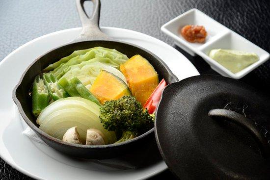 Kuroge Wagyu Restaurant Hachi: HACHI's original menu 4