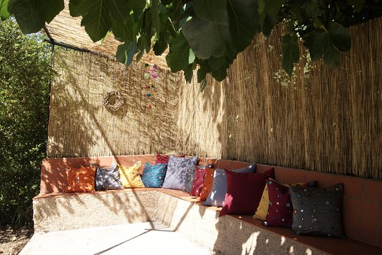 Casa do Vale Alverangel: Chill-out corner