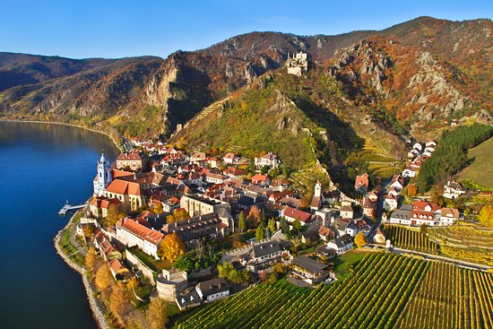 Landgasthof zur Linde: Ausflugszie Wachau und Dürnstein 40 Km vom Hotel entfernt