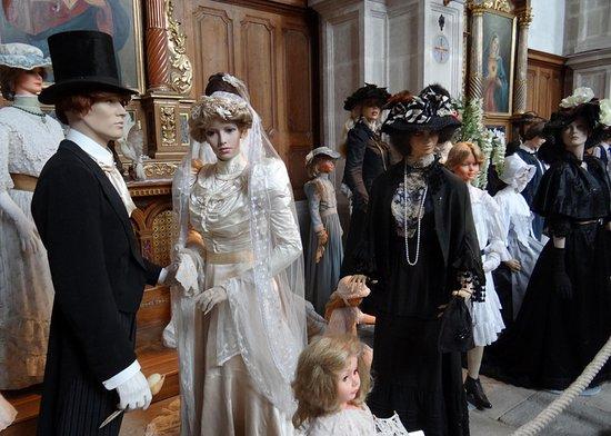 Musée du Costume et  des traditions comtoises