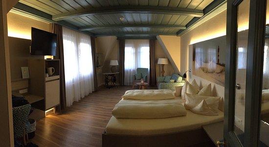 Hotel Seeblick: neues gemütliches Zimmer