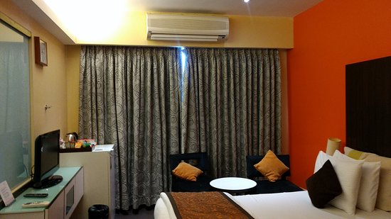 Citrus Hotel Lonavala: Room view