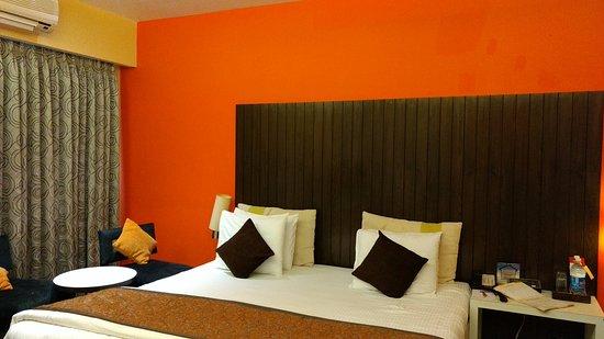 Citrus Hotel Lonavala: Bed