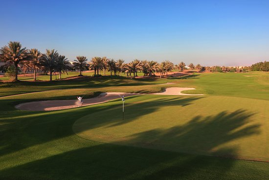 Ras Al Khaimah, United Arab Emirates: Al Hamra Golf Club