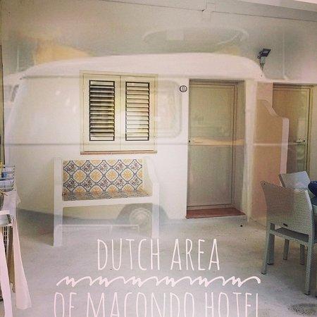 Hotel Macondo : Idee für Leute die sich mehr Individualität wünschen ;-)