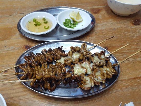Cucina Cafeteria: Isaw ( intestinos de pollo)... DELICIOSOS!!!!
