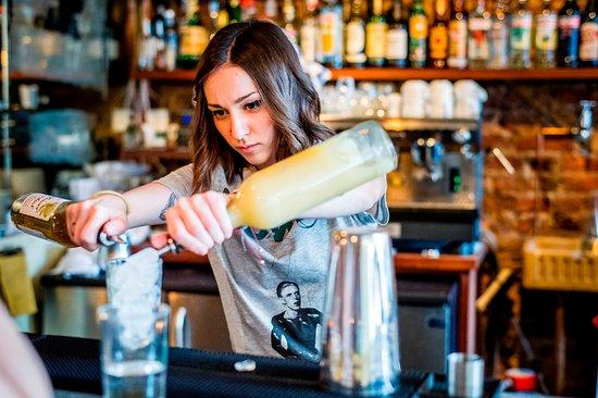Polpo Bristol: cocktails