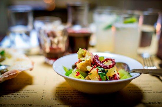 Polpo Bristol: restaurant