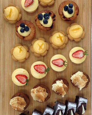 Kuche: mini sweets