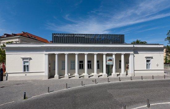 Arnulf Rainer Museum