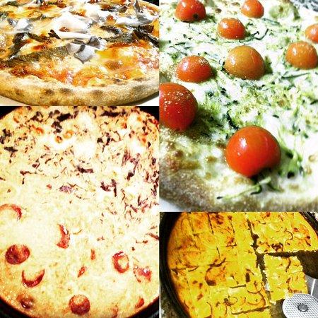 Lu Furat: Pizza e faine