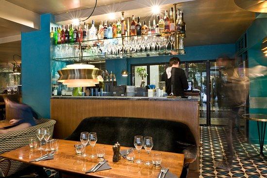 Hotel Edgar: bar