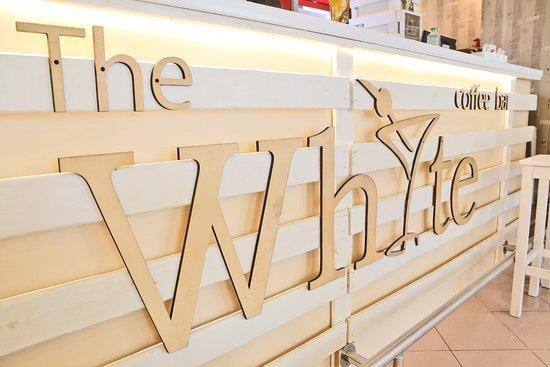 The White Coffee Bar
