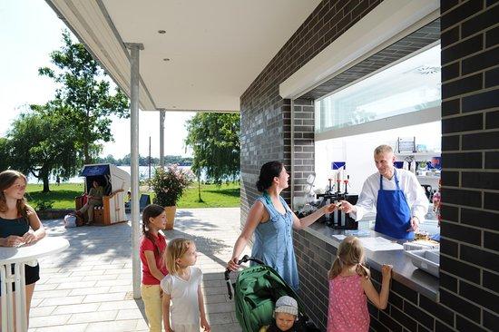 "Restaurant ""Strandhaus am Inselsee"": Strandkiosk"