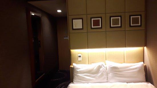 Hotel Sunroute Higashi Shinjuku: Habitacion