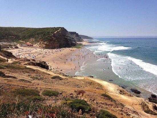 Surfschool TresOndas Ericeira: Beach