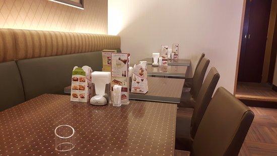 Hotel Sunroute Higashi Shinjuku: Buffet