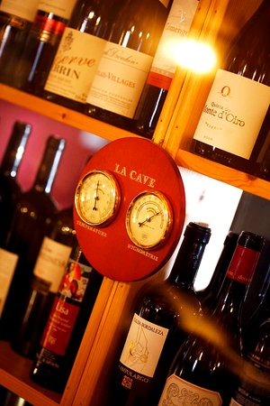 Beef & Wines: Right temperature Wines