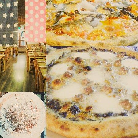 Lu Furat: Pizza, fainè e dolci artigianali