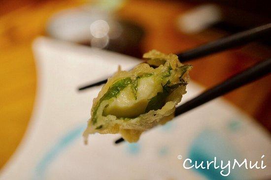 Sushi Ma Japanese Restaurant: 雜錦天婦羅 ($120)