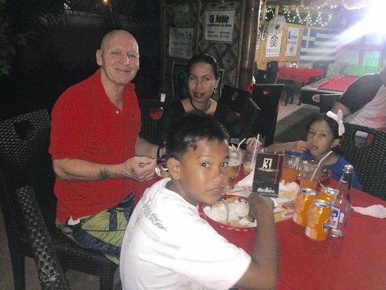 Happy Jacks Restobar: Lets Eat