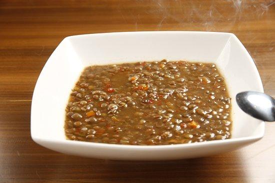 Solomon's Deli: Lentil Soup