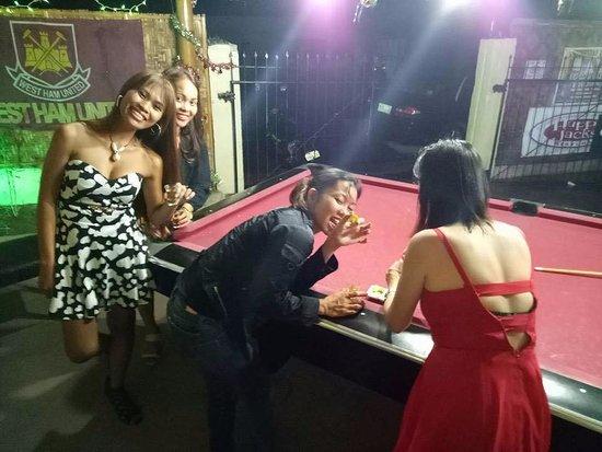 Happy Jacks Restobar: Billiards and Shots