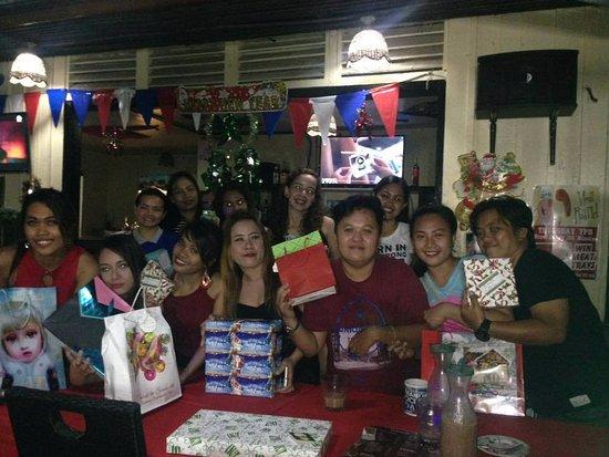 Happy Jacks Restobar: Merry Christmas