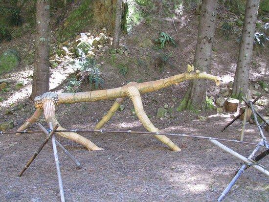 The Sculpture Park: art exhibit