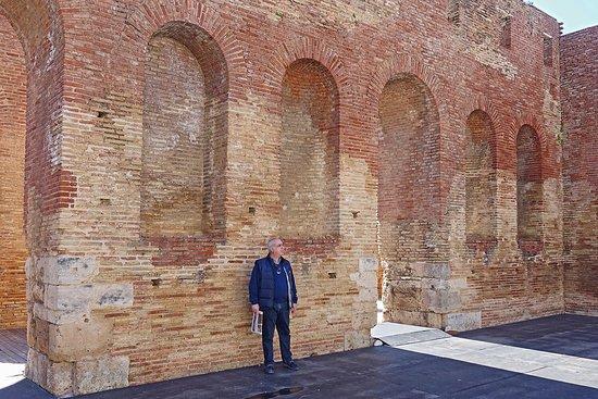 Patras Ancient Odeum: Αρχαίο Ωδείο Πάτρας
