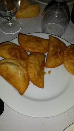 Bar La Ferroviaria: Empanadillas