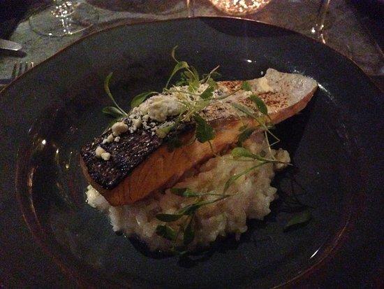 Champanheria da Baixa: Risotto al salmone