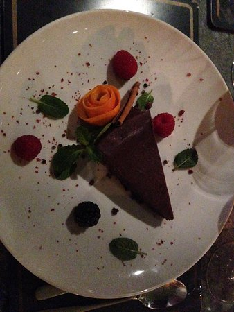 Champanheria da Baixa: Bolo de Chocolate