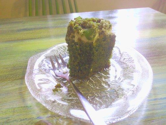 Kreatoora: Ciasto Szpinakowe, w połowie zjedzone :P