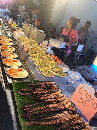Lamai Sunday Nightmarket Photo