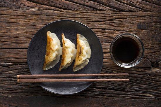 Nama Sushi: Gyoza