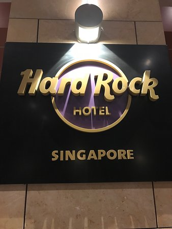 Hard Rock Hotel Singapore Photo
