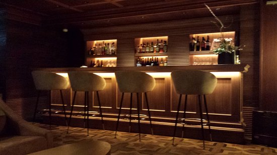 UNWIND HOTEL & BAR SAPPORO: Bar