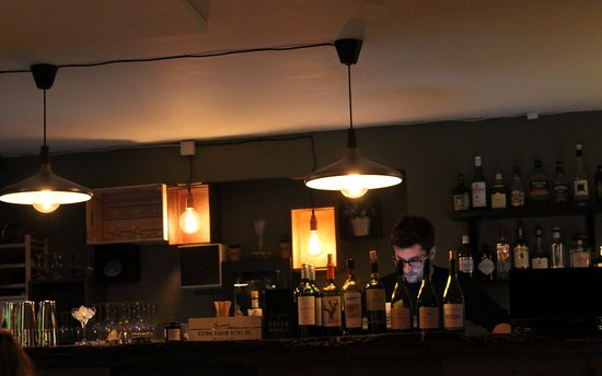 The Olive Kitchen & Bar: Baren