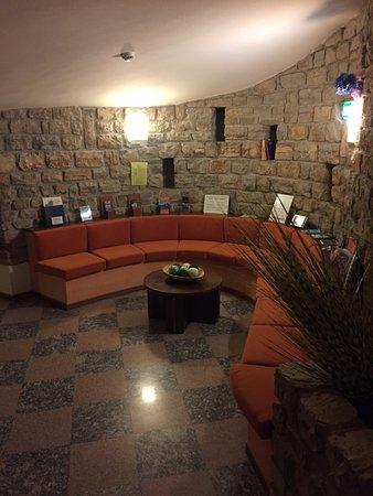 Hotel Belvedere: divani lettura