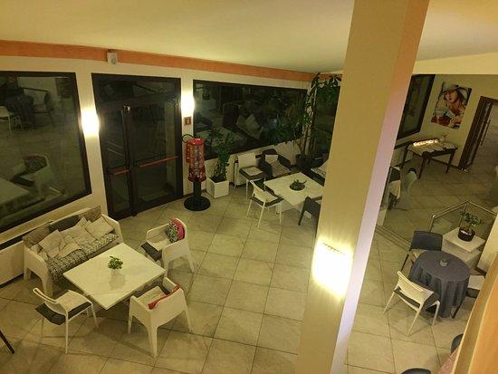 Hotel Belvedere: sala colazioni
