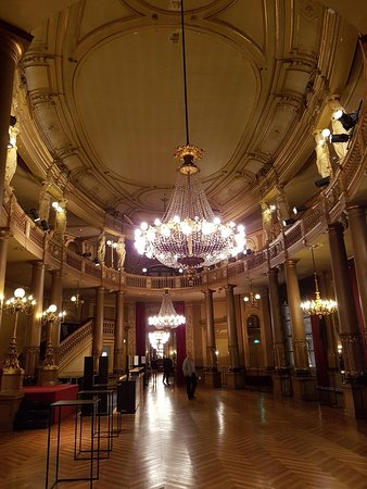 Flemish Opera: una sala del foyer
